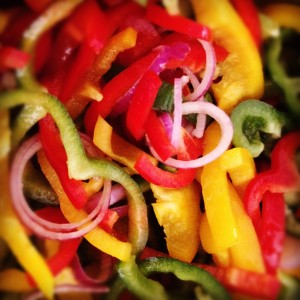 bell pepper dish