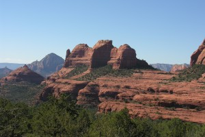 The beauty of Sedona, Arizona. Red Rocks!